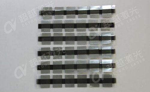 紫外激光切割机在铜箔的切割分析