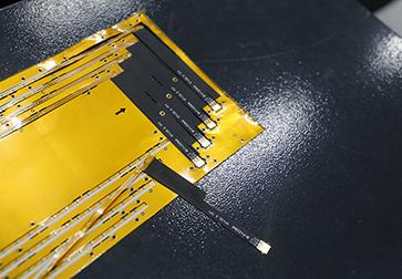 在FPC中,超快激光設備市場占有率在逐步提升